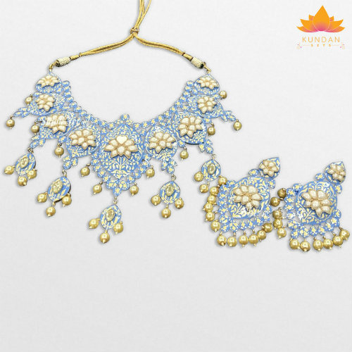 what is meenakari jewellery